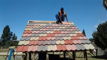 Double Roman roof tiles for sale for