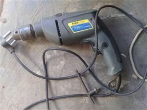 760W power drill. Working.