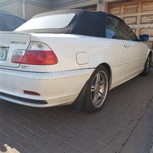 2002 BMW 3 Series 330Ci steptronic