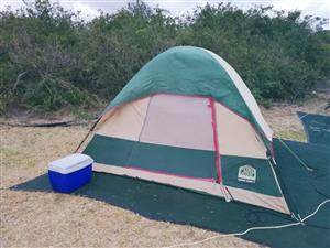 Camp master tent 4 man