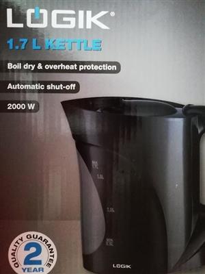 Logik kettle for sale