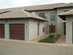 Hartbeespoort - Two Bedroom Duplex for Rent
