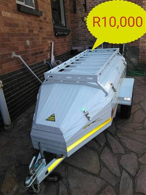 Brand new Ruberised Trailer for sale