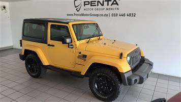 2016 Jeep Wrangler 3.6L Sahara
