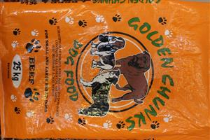 Dog food Golden Chunks 25Kg