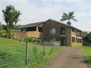 5 Bedroom Face Brick House with Sea View for sale in Port Edward.