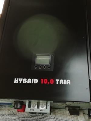 Hybrid 10KW PV 3 ph Inverter