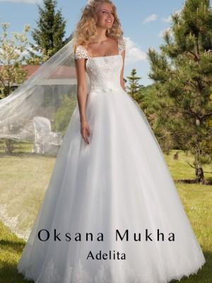 Wedding Gown - Adelita by Oksana Mukha designer at Bridal Allure