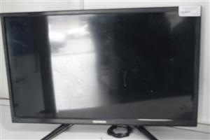 TELEFUNKEN 28 INCH TV WITH REMOTE BLACK S038015A #Rosettenvillepawnshop