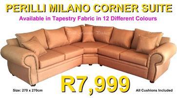 PERILLI MILANO Corner Lounge Suite