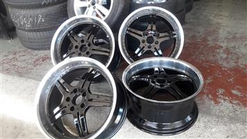 2015 Accessories Mags/Tyres
