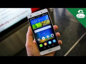 Huawei P8 Li  LTE 16GB - White VC
