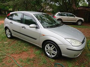 2005 Ford Focus 2.0 4 door Si