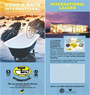 Resurfacing of baths, basins, toilets & tiles - Limpopo