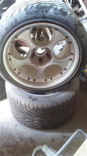 New Lamborghini Murcielago Tyres