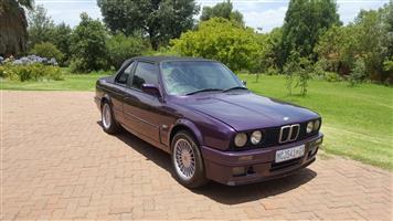 1984 BMW 3 Series 325i
