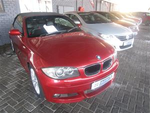 2010 BMW 1 Series 135i convertible