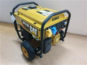 CAT RP3100 Petrol Four Stroke Generator Brand New in box