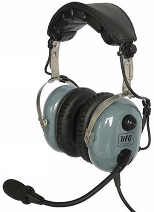 UFQ A28 ANR AVIATION HEADSET