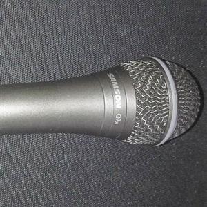 Samson Q7x mic