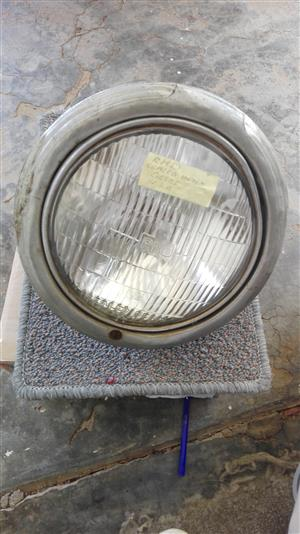 Complete headlight for old Chev