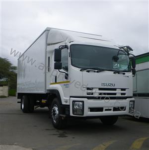2012 Isuzu FTR850 Volume Body used 8 ton truck  - AA2901