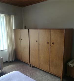 Wardrobe 3 Door and 2 Door