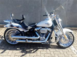 Mint Condition,Almost Brand New Softail Fat Boy!