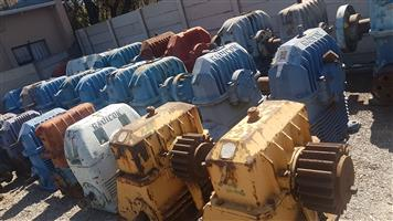 Gearboxes for Mining