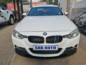 2014 BMW 3 Series 323i M Sport steptronic