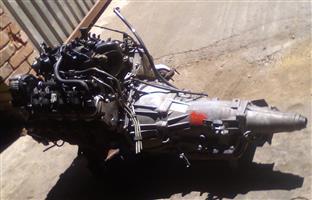 Chev Lumina LS1.  V8 5.3L engine
