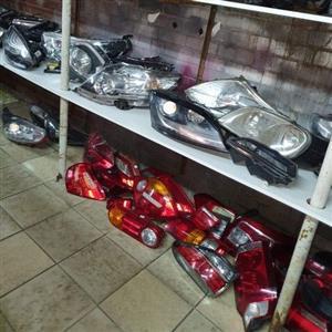 Auto Car spare parts and accessory