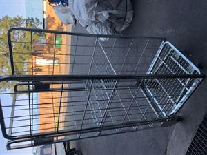 Foldable Steel Trolleys