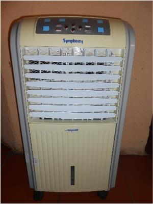 Symphony oxycool COMBINATION airconditioner / heater unit