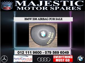 Bmw E88 airbag for sale