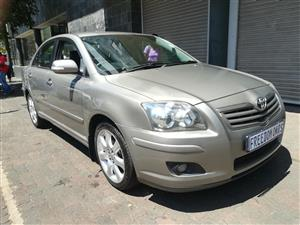 2006 Toyota Avensis 2.0 Advanced