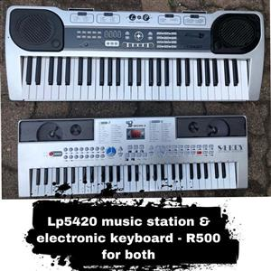 LP Music station for sale