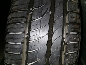 2 x Pirelli Cinturato P1 Tyres 195/55/R16 for sale