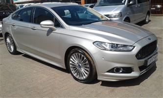 2015 Ford Fusion 2.0T Trend