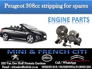 Wide Variety of Peugeot 308 cc Engine Parts for sale contact us today and get great deals!!!