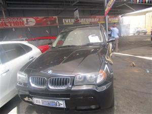 2008 BMW X3 xDRIVE 20d M SPORT (G01)