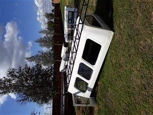 Hyundai H100 X 2 Canopies for sale