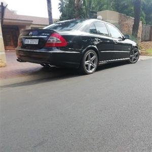 2007 Mercedes Benz E-Class Choose for me