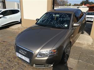2005 Audi A4 2.0T Multitronic