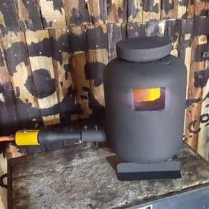 LP Gas Forge