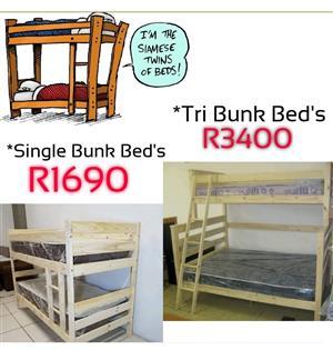 Bunk Beds In Bedroom Furniture In Mpumalanga Junk Mail