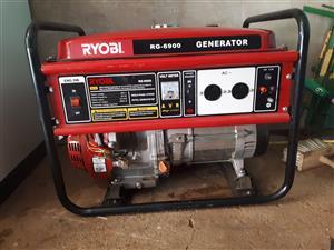 Ryobi Generator