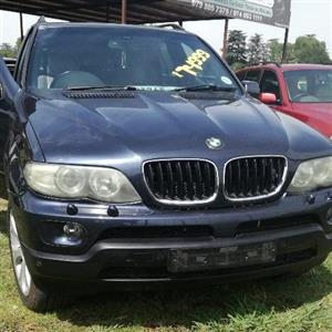 2004 BMW X5 Choose for me