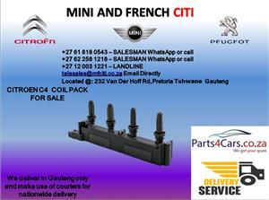 Citroen c4 ignition coils for sale