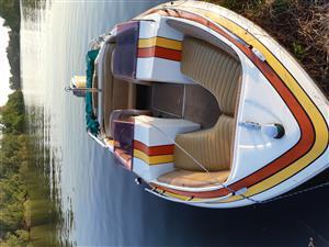 Bostonian boat for sale